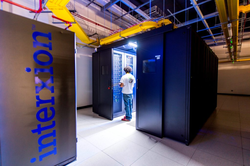 Google Cloud - Interxion