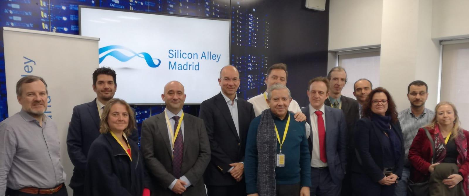 Silicon Alley Madrid - Asamblea Enero 2019